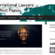 International Lawyers for West Papua • website door Studio Formgiving