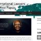 International Lawyers for West Papua • website door Studio Formgiving