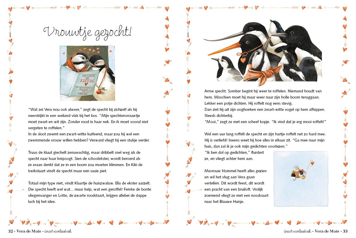Vera is aan vakantie toe - Marjolein Bastin | pagina 32-33