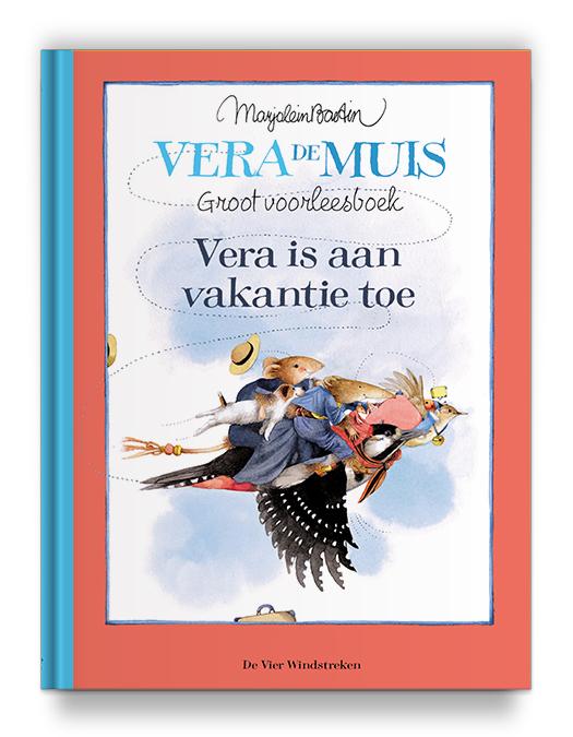 Boekontwerp |Vera is aan vakantie toe - Marjolein Bastin